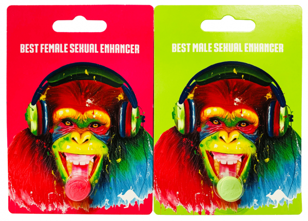 Monkey Couple Package Sexual Enhancement Pills