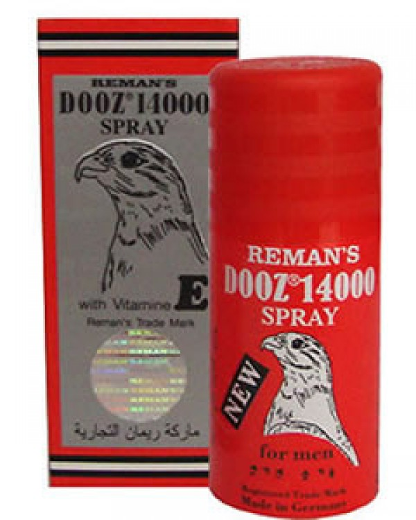 Dooz 14000 Reman's Delay Spray For Men With Vitamin E