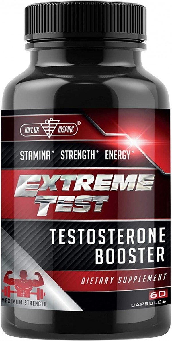 Testosterone Booster Advanced Male Enhancing Pills Horny Goat Weed Tongkat Ali