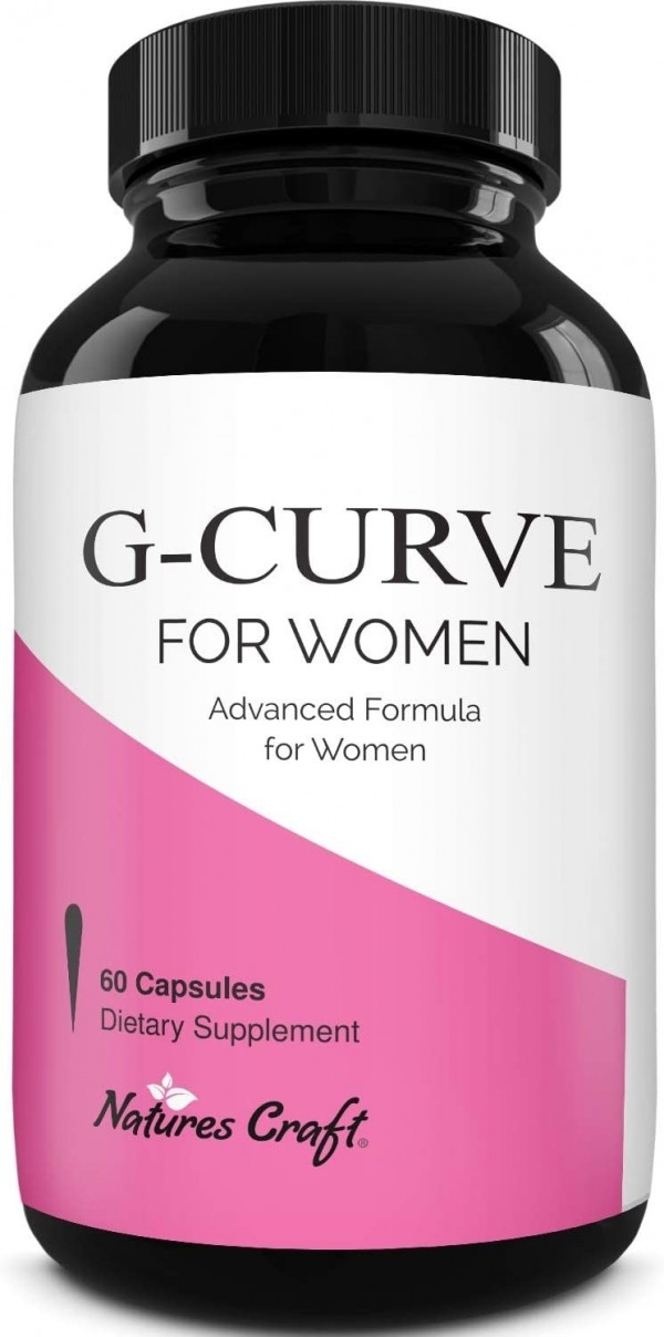 G-Curve Potent Butt Breast Enhancer Pills For Women 60ct