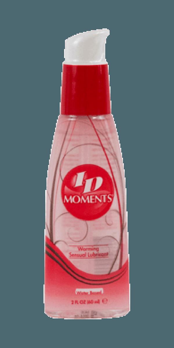 ID Moments Warming Sensual Lubricant