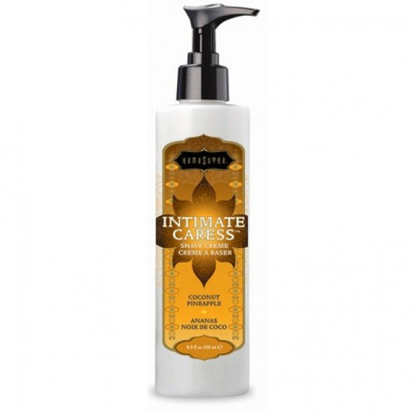 Intimate Caress Luxury Shave Cream Kamsutra 8.5 Fl Oz