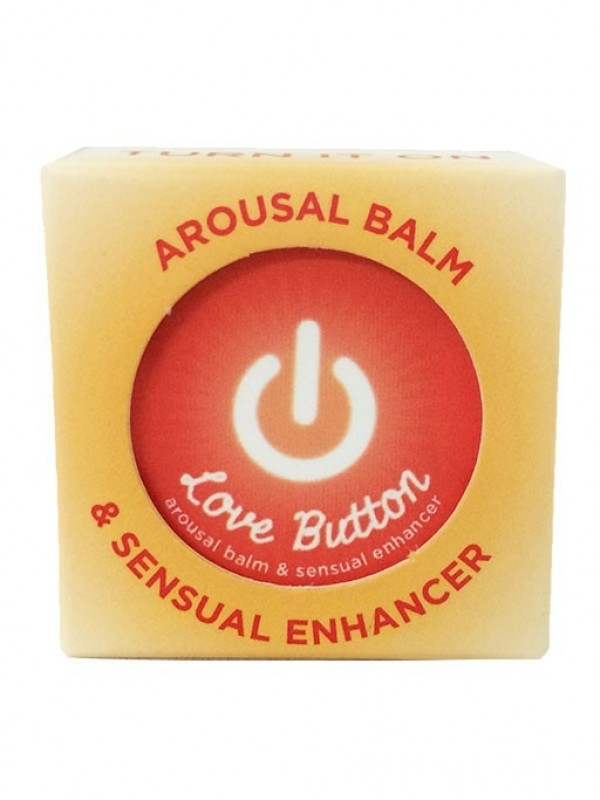 Love Button Arousal Balm Sensual Booster 1 Ct Earthly Body bpxed