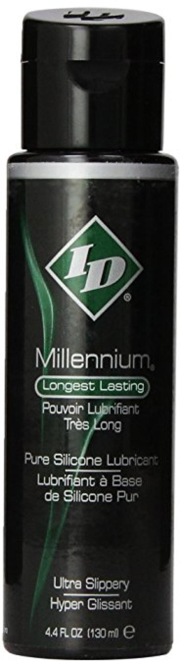 ID Millennium Longest Lasting Pure Silicone Lubricant 4.4 fl oz