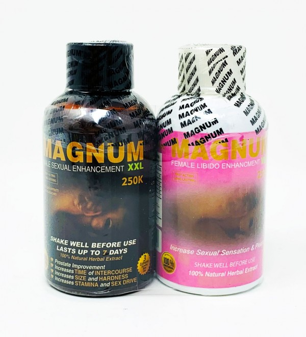 Magnum Shots 2 Oz Male And Female Enhancer Product