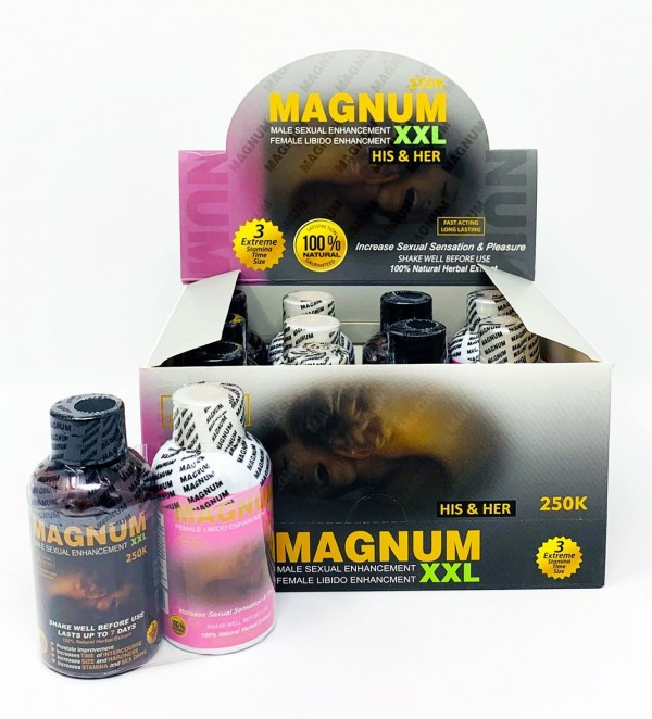 Magnum Male Female Enhancer Shot