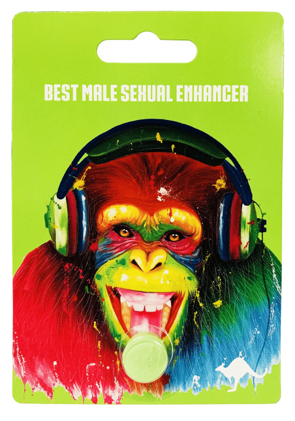 Monkey Green Best Male Sexual Enhancer1