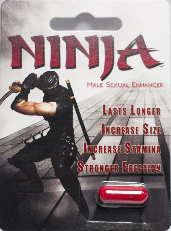Ninja Male Sexual Enhancer Red Pill Boost Your Energy