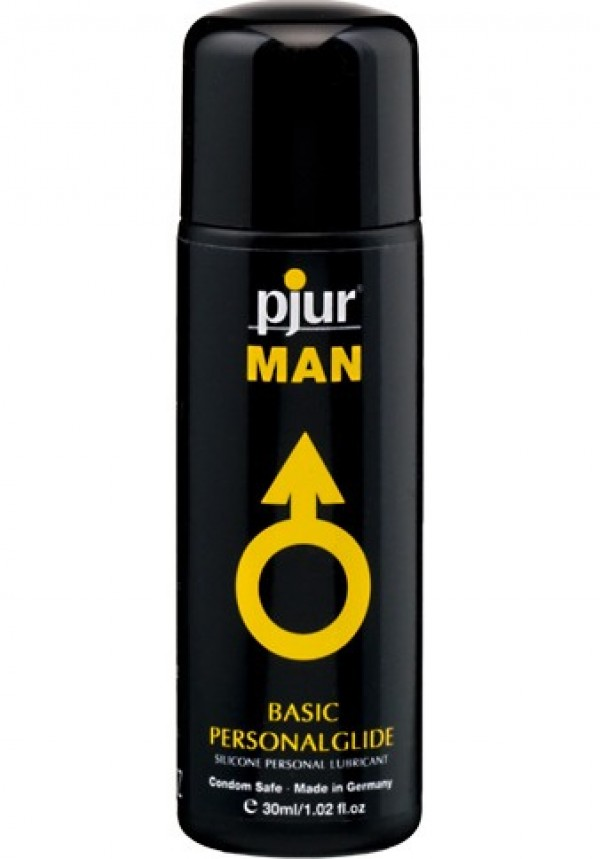 Pjur Man Basic Personal Glide 3.4 FL.Oz