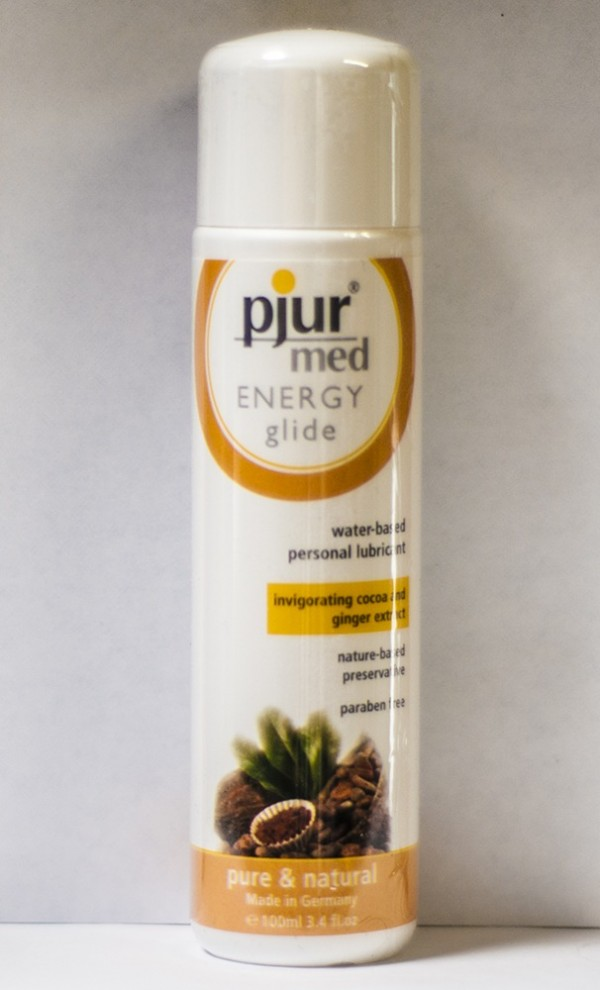 Pjur Med Energy Glide Water Based Personal Lubricant 3.4 FL.Oz
