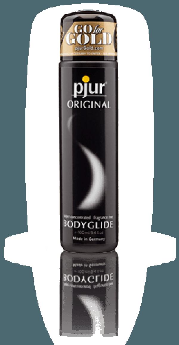Pjur Original Concentrated Silicone Personal Lubricant 3.4 FL.Oz