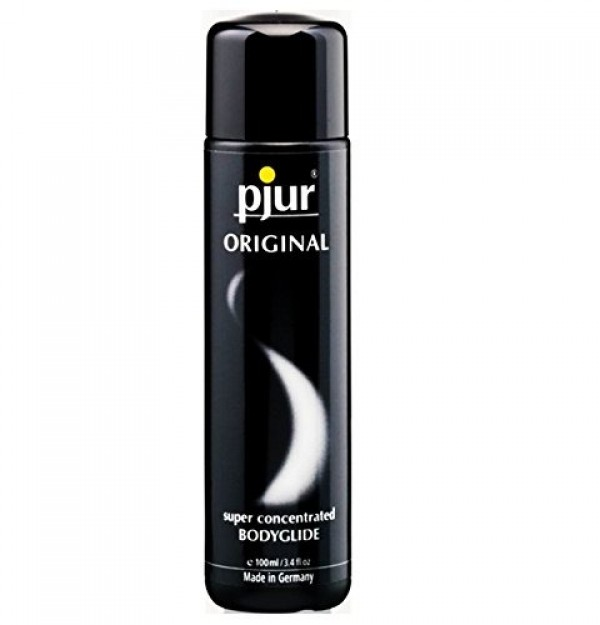 Pjur Original Concentrated Silicone Personal Lubricant 3.4 FL.Oz