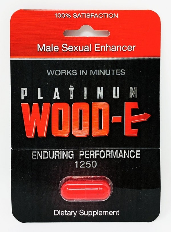 Platinum Wood-E 1250