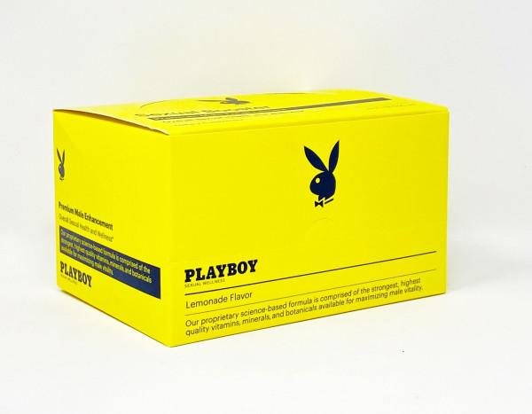 Playboy Sexual Booster Lemonade Flavor Male Enhancement Liquid Shot