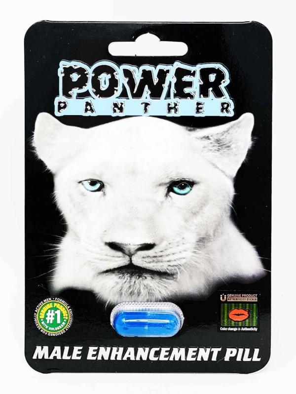 Power Panther Male Enhancement Pill