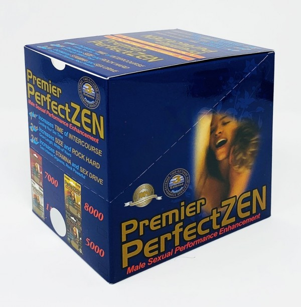 Premier PerfectZEN Platinum 11000 Sexual Enhancement Pill