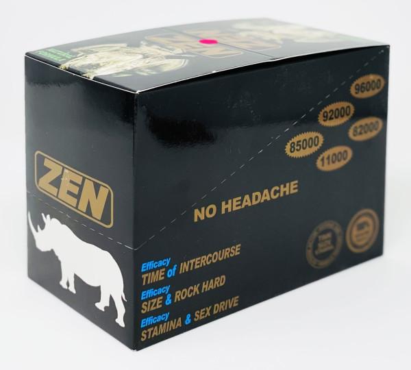 All Natural Perfect Zen69 Pink 92000 Male Enhancement