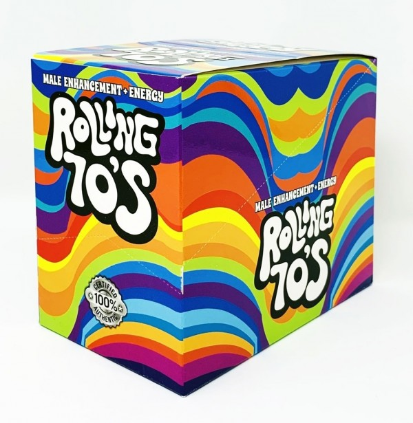 Rolling 70s Male Enhancement