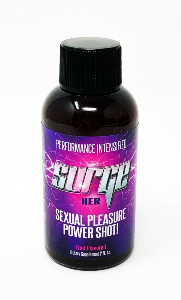 Surge Her Sexual Pleasure Sensual Enhancement 2oz Shot