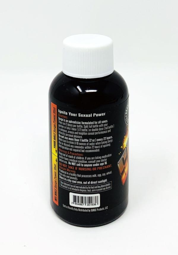 Surge Ignite Arousal Berry Blast Flavor