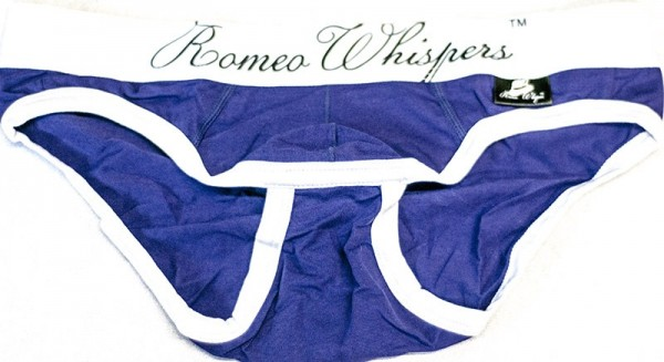Cotton Briefs Romeo Whispers
