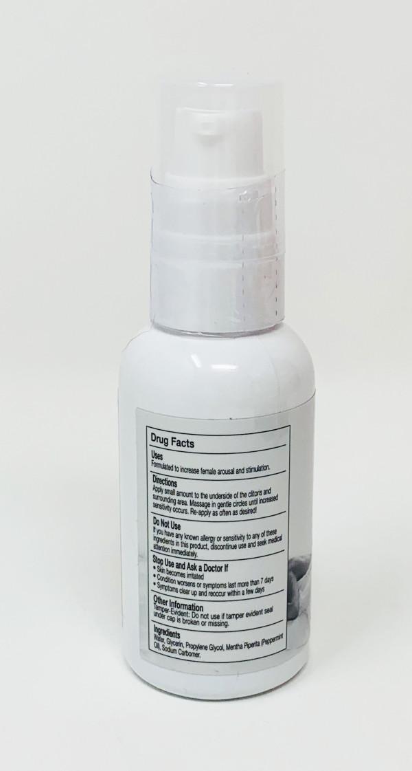 Vixen Intimate Arousal Vaginal Stimulation Gel 2 Fl Oz Cream