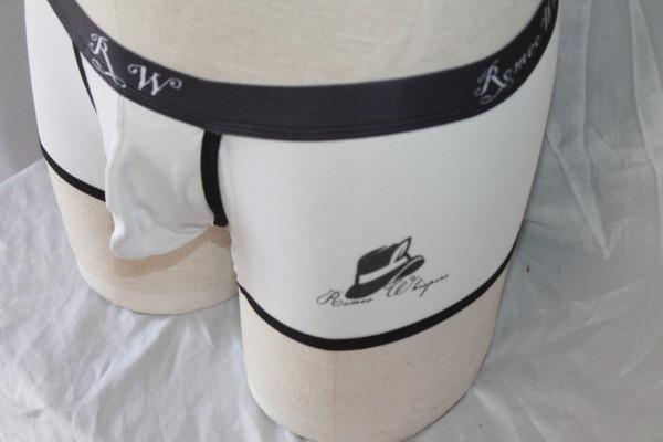 Cotton Briefs White Boxers Romeo Whispers