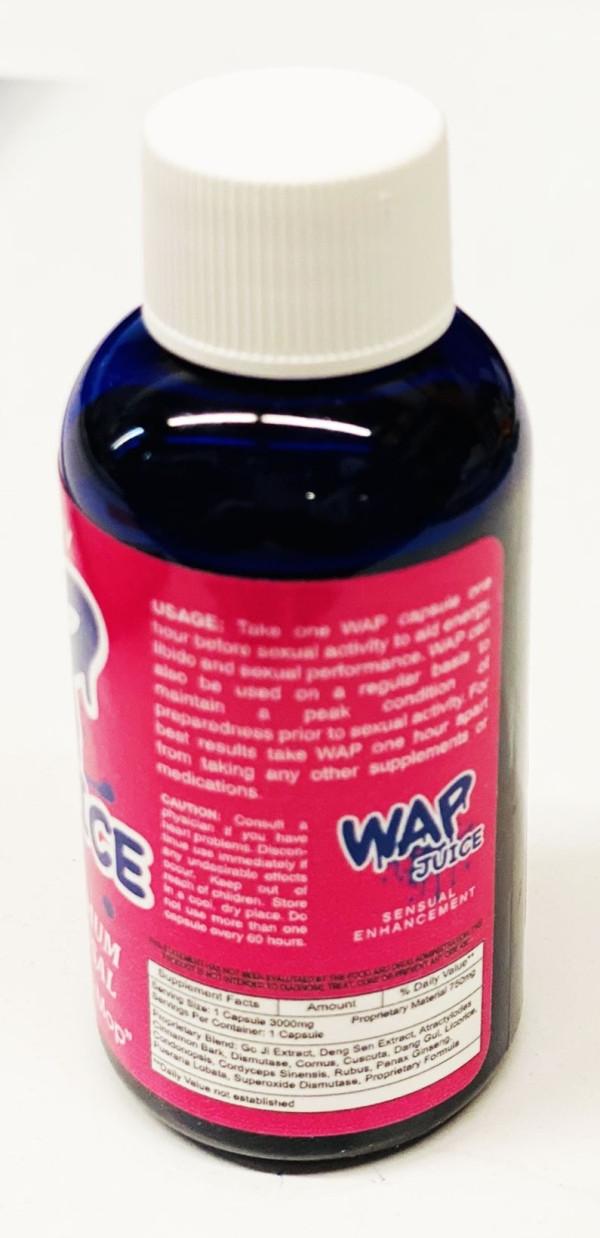WAP 3000mg Female Sensual Enhancement Liquid