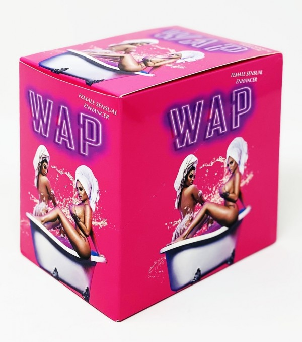 WAP 750mg Female Sensual Enhancement