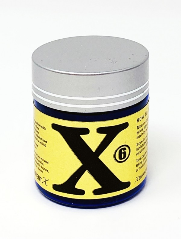 X Gold 17500 Male Sexual Enhancement Each Bottle 6 Pills