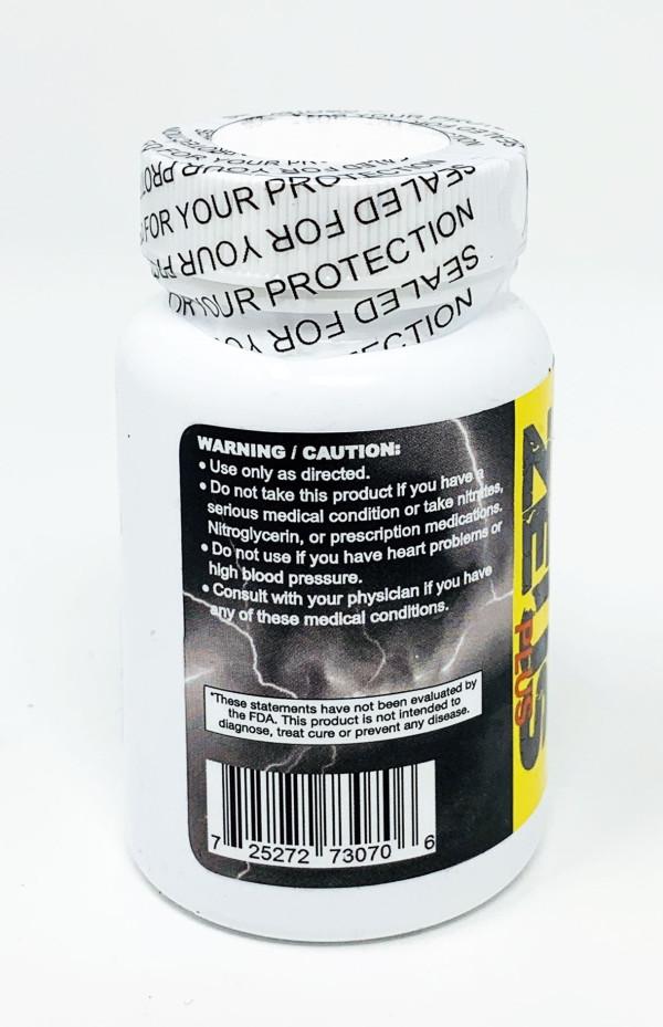 Zeus 1600mg Male Enhancemen Pill